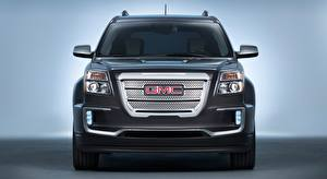 Pictures GMC Crossover Black Front Terrain, Denali, 2015