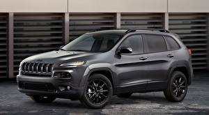 Picture Jeep Grey Cherokee, Altitude, 2014 Cars
