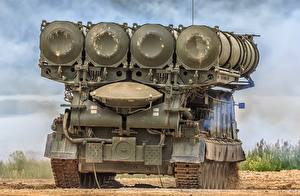 Photo Missile launchers Russian