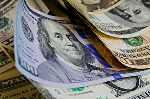 Papel de Parede Desktop Dinheiro Dollars EUA 100