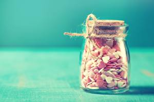 Image Candy Jar Heart Food