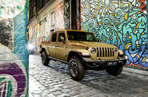 Pictures Jeep SUV Metallic Pickup 2020 Gladiator Rubicon