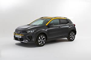 Bilder KIA Softroader Grau Stonic GT Line, 2020 auto