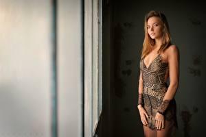 Fotos Kleid Blick Katya Clover junge Frauen