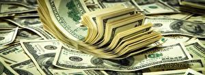 Fondos de escritorio Dinero Papel moneda Dólar