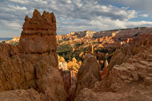 Images USA Park Canyons Rock Bryce Canyon National Park Nature