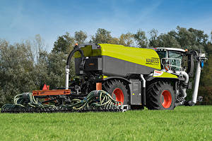Pictures Agricultural machinery 2014-20 Claas Xerion 4000 Saddle Trac Worldwide