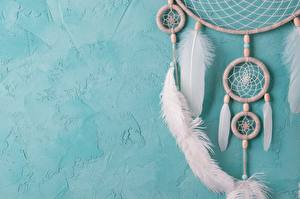 Wallpapers Dreamcatcher Wall Template greeting card