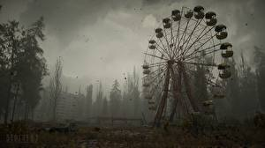 Bilder STALKER 2 Tschornobyl Riesenrad