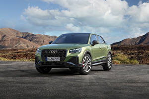 Image Audi CUV Green Metallic SQ2, 2020 auto