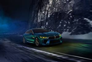 Pictures BMW Coupe Motion 2018 M8 Gran Coupe Concept Cars