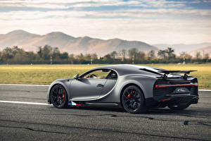 Wallpapers BUGATTI Grey Side  Cars pictures images