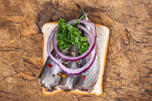 Image Bread Fish - Food Onion Butterbrot Boards