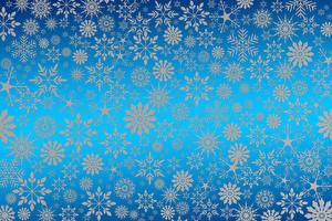 Desktop wallpapers New year Texture Snowflakes Colored background
