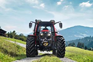 Fotos & Bilder Traktor Vorne Lindner Lintrac 130, 2019-- Mädchens