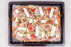 Images Pizza Sausage Cheese Tomatoes
