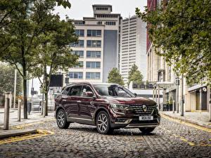 Image Renault Burgundy Metallic 2019-20 Koleos auto
