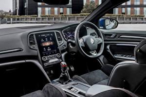 Fonds d'écran Renault Salons Volant directionnel  voiture