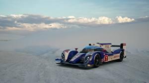 Fondos de escritorio Toyota Gran Turismo Sport TS030 Hybrid 12 el carro