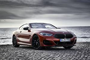 Sfondi desktop BMW Coupé 2018 8-Series M850i xDrive 8er G15