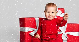 Photo Christmas Baby Gifts Smile