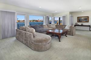 Bilder Innenarchitektur Design Wohnzimmer Sofa Tisch