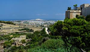 Pictures Malta Sky Mdina Cities