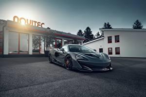 Wallpaper McLaren Novitec 600LT