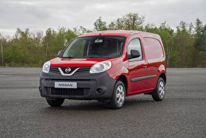 Image Nissan Red Metallic Van 2019 NV250 L1 Van automobile