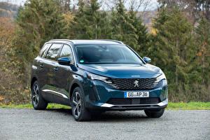 Bilder Peugeot Crossover Metallisch 5008, Worldwide, 2020 automobil