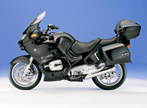 Picture BMW - Motorcycle Black Side