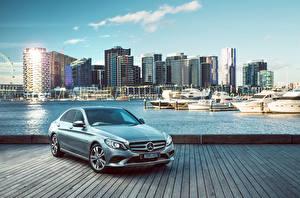 Fonds d'écran Mercedes-Benz 2019-20 C 300 e Avantgarde Line Voitures