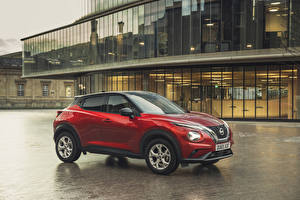 Image Nissan Red Metallic 2019-20 Juke Cars
