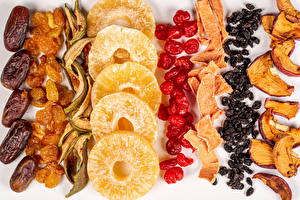 Image Orange fruit Raisin Pineapples Dried fruit