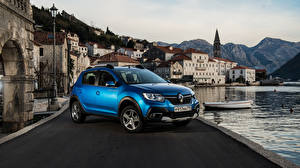 Image Renault Light Blue 2018-20 Sandero Stepway auto