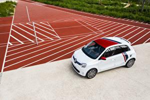Fotos Renault Weiß 2019 TWINGO Le Coq Sportif auto