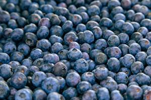Wallpaper Blueberries Berry Many