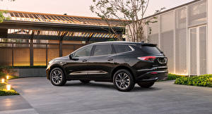 Photo Buick CUV Black Metallic Enclave Avenir, 2021 automobile