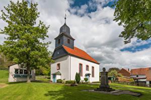Photo Germany Church Monuments Ersen