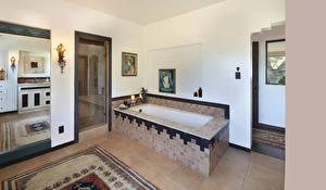 Hintergrundbilder Innenarchitektur Badezimmer Design