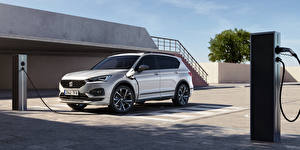Picture Seat Crossover Metallic Hybrid vehicle Tarraco FR eHybrid, 2020 --