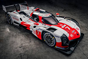 Pictures Toyota From above GR010 Hybrid, 2021 Cars