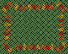 Wallpaper Ornament Texture Leaf