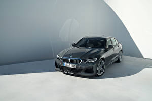 Fondos de escritorio BMW Gris 2020 Alpina D3S Worldwide Coches
