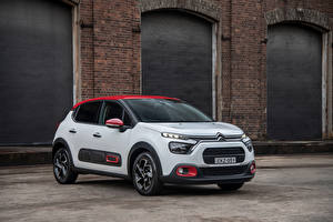 Image Citroen Crossover White Metallic C3, AU-spec, 2021 automobile