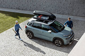 Pictures Citroen CUV Gray Metallic C3 Aircross, Worldwide, 2021 automobile