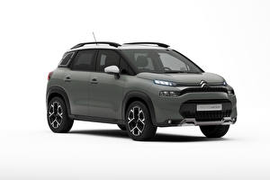 Images Citroen Crossover White background C3 Aircross, Worldwide, 2021 automobile