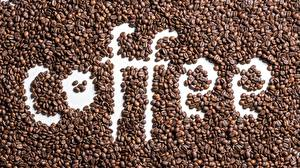 Image Coffee Grain Word - Lettering English
