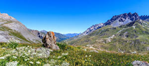 Images France Mountain Stone Alps Grass Valloire Nature