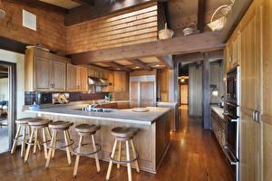 Hintergrundbilder Innenarchitektur Design Küche Tisch Hölzern